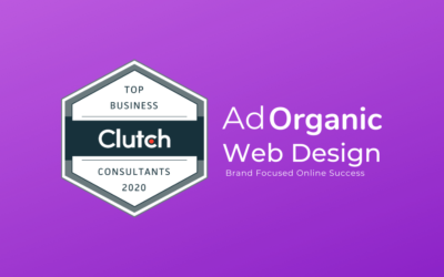 AdOrganic Web Design is a Top Change Management Consultant for 2020
